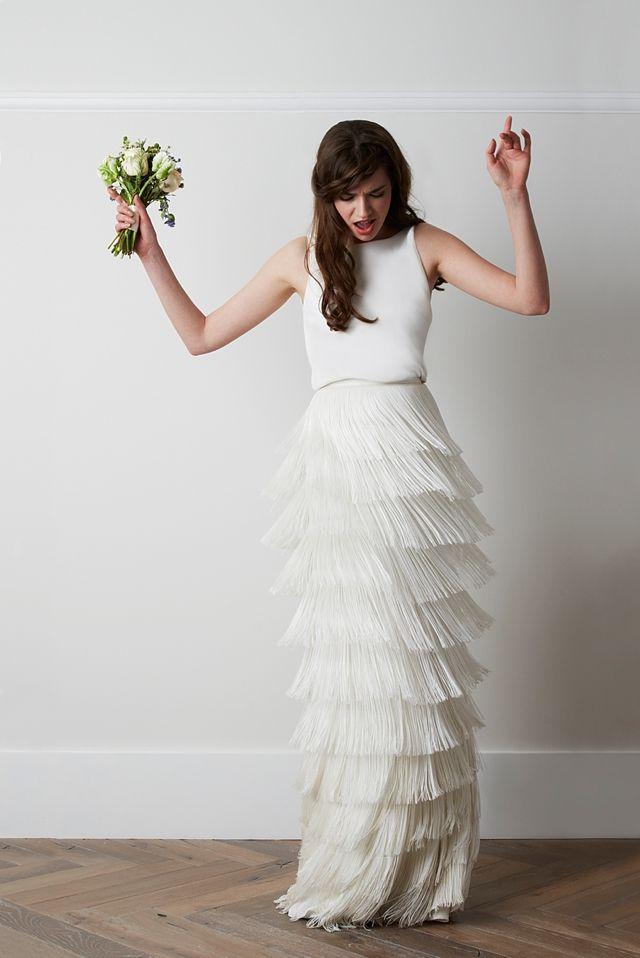 Designer Spotlight – Charlie Brear Bridal 2015 Collection