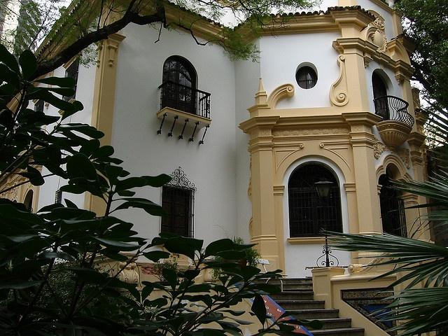 Museo Fernandez Blanco, Buenos Aires