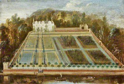 1730 Ladymead House & Gardens, Walcot, Bath