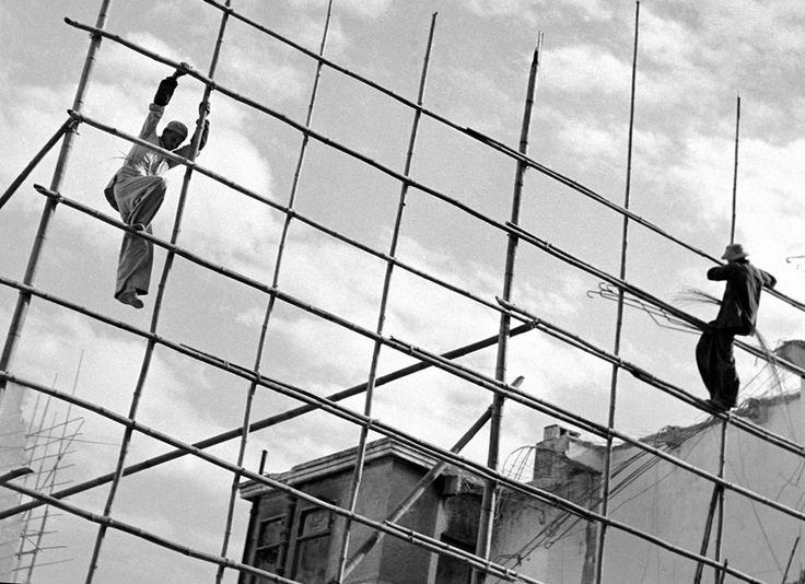 Bamboo Men 1957 Living Theater  FAN HO