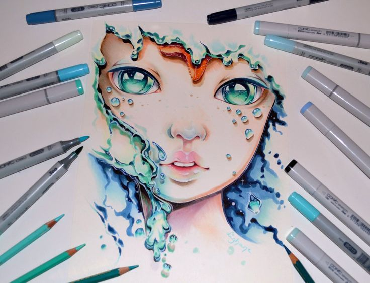Aqua - Sovereign of the Seas by Lighane on DeviantArt
