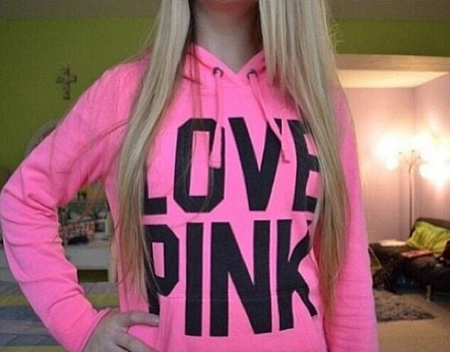 17  images about PINK :* on Pinterest | Amigos, Hoodies and Mossy ...