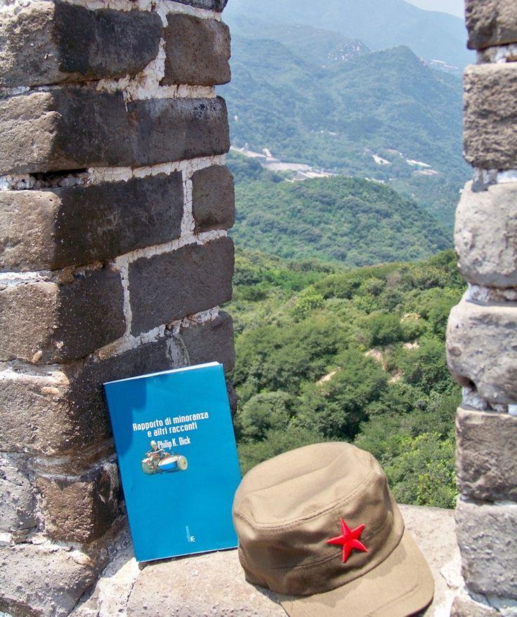 Libri in vacanza dalla Grande Muraglia