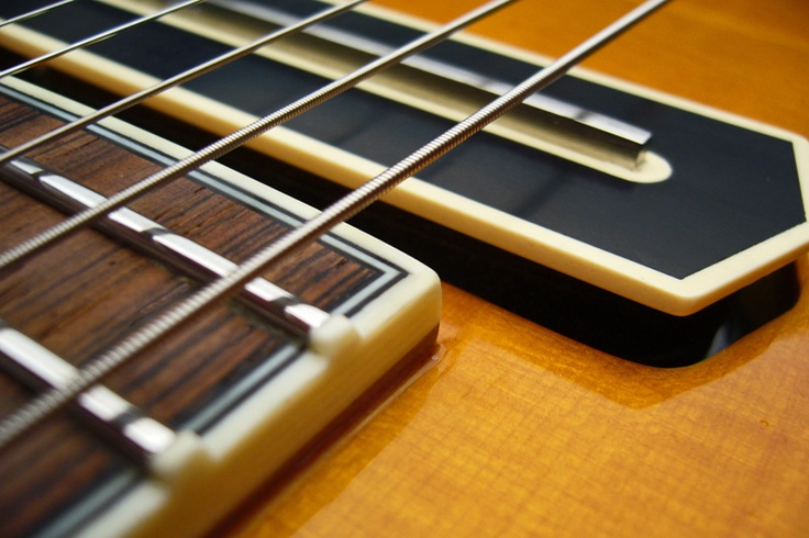 Jol Dantzig Guitar Design Charlie Christian Pickup