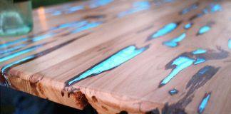 Mobili in legno fai da te: ti spiego come realizzare il tuo tavolino luminoso