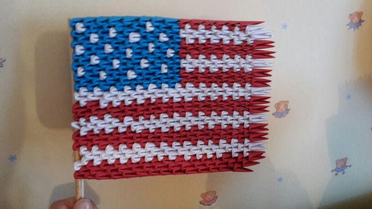 Drapeau Etat-Unis