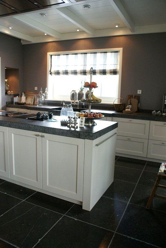 1000+ ideeën over Modern Landelijke Keukens op Pinterest ...