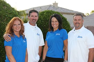 Meet the Varsity team! We've been serving the Arizona valley with pest control services for over 21 years!