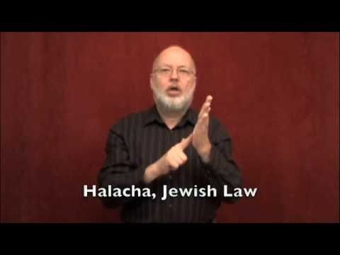 Jewish signs every educated interpreter should know