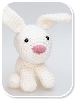 www.cudaczki.com #crochet #rabbit