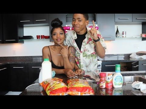 COOKING WITH DK4L | HOW TO MAKE FRIED FLAMIN' HOT CHEETOS CHICKEN WINGS - YouTube