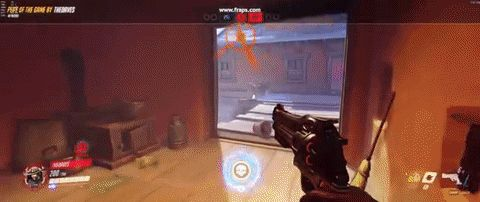 I'll Never Play McCree This well Again. (Overwatch)