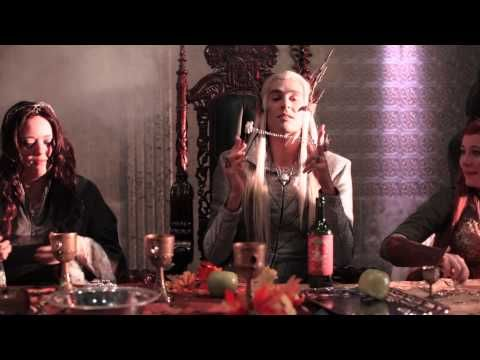 Thranduil Cosplay Music Video (Lady Gaga Parody) found here: https://