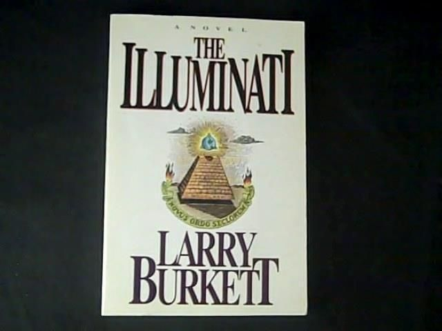 The Illuminati by Larry Burkett 1991 Paperback Book Novel Fiction
