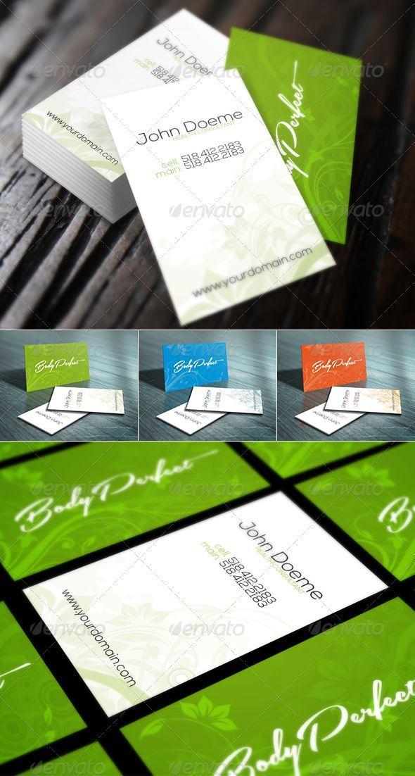 12 best tarjetas de presentacia³n para spa images on pinterest