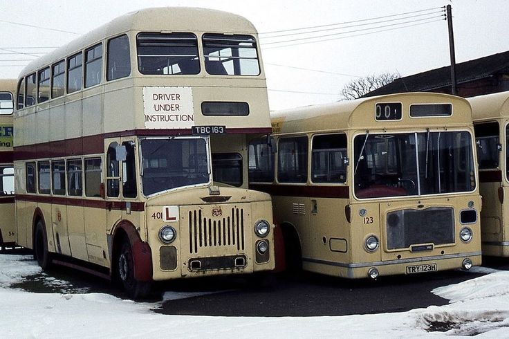 Leicester City Transport No.401 Trainer Barleston Depot 1982 Bus Photo in Collectables, Transportation, Bus/ Coach | eBay
