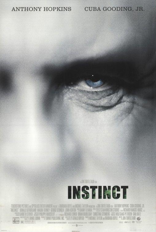 Instinct Movie Poster 1999