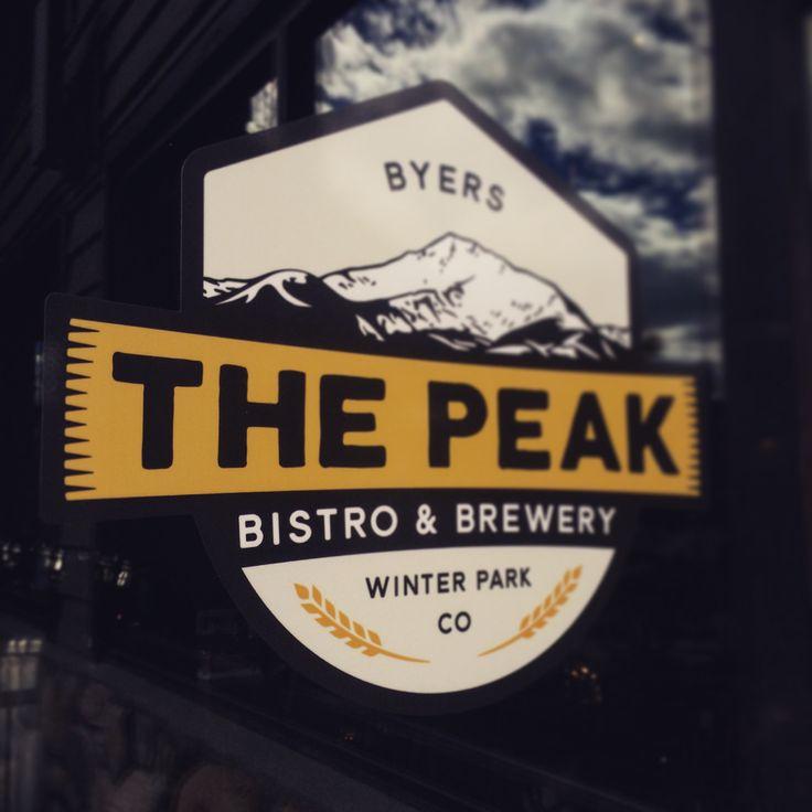 The Peak Branding on Behance