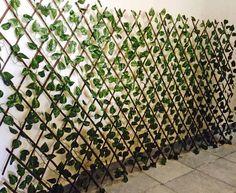 Muro Inglês Jardim Vertical Painel Artificial Folhagem M - R$ 198,00 no MercadoLivre