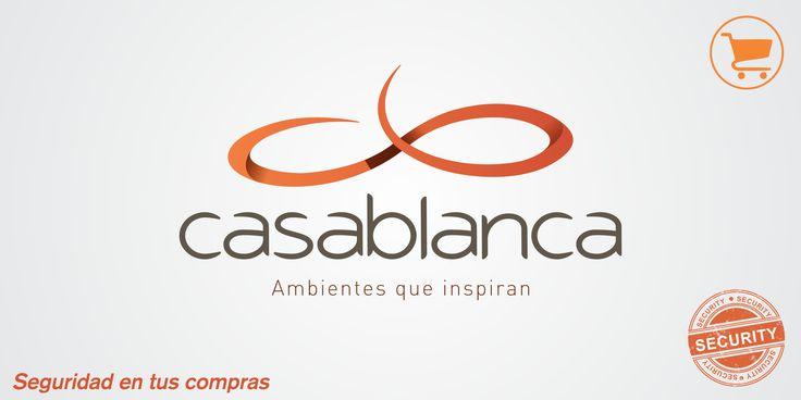 En Casablanca sabemos lo importante que es para ti comprar, por eso te brindamos la mayor seguridad en compras on-line, sin necesidad de salir de casa. http://goo.gl/xliiR8