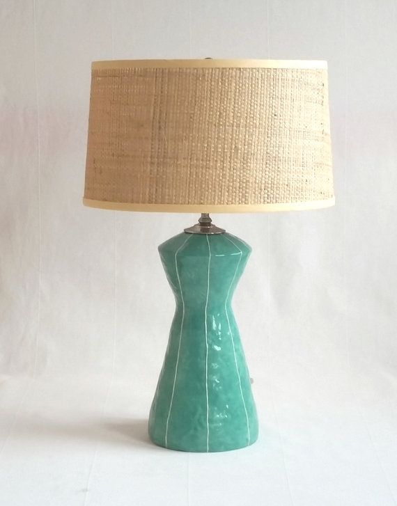 1000 ideas about side table lamps on pinterest bedroom - Porcelain table lamps for living room ...