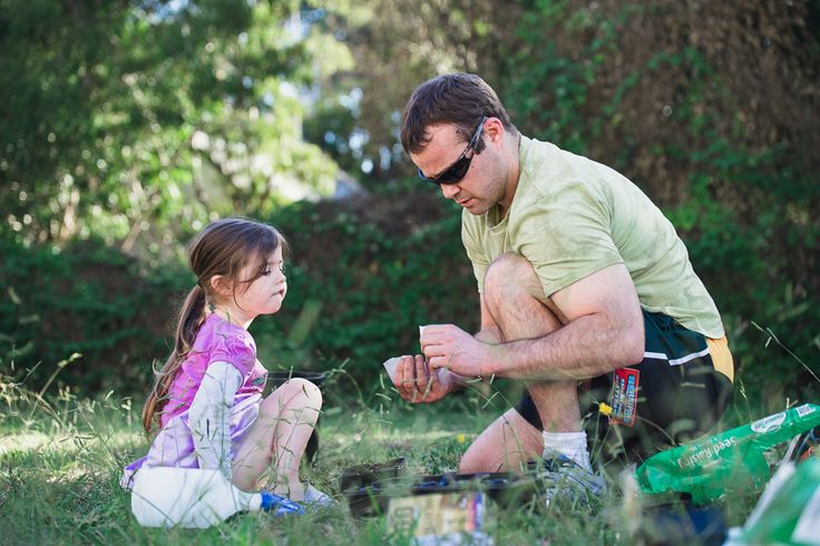 Kylie Purtell - Capturing Life: Gardening with Kids {Planting a herb garden}   For the Kids