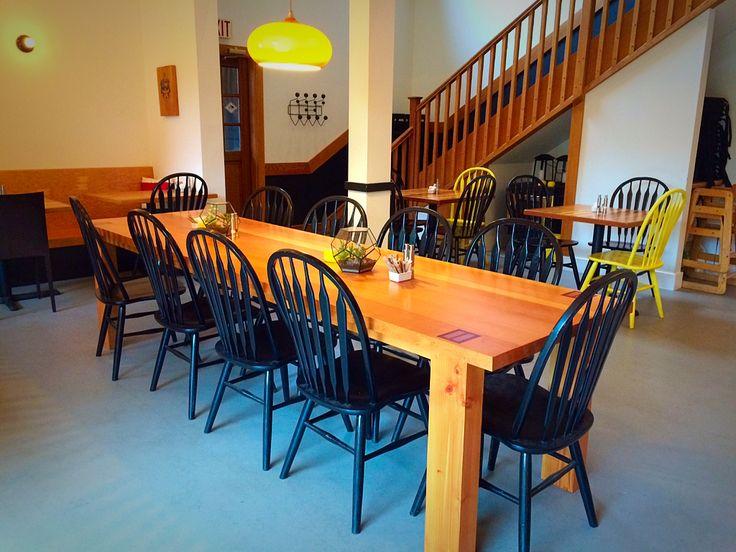 Coffee Kitchen Pender Island