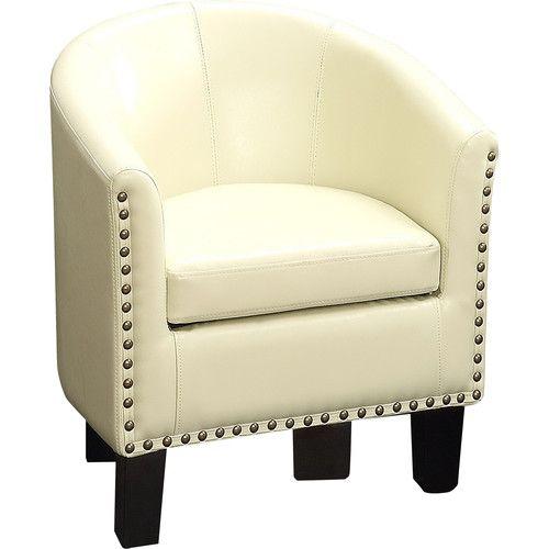 Found it at Wayfair - Barrel Chair