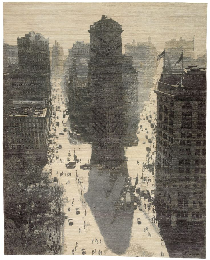 Manhattan – Luke Irwin