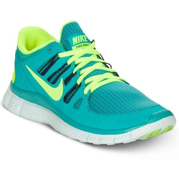 Nike Women's Shoes, Free 5.0+ Running Sneakers $100