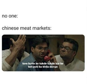 Chinese Wet Markets After Lockdown in 2020 | Very funny ...