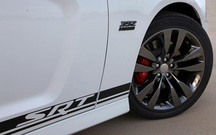 2013 Dodge Charger SRT8 392 side detail Photo