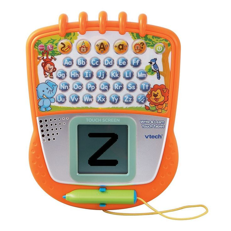 VTech Write and Learn Touch Tablet, Multicolor