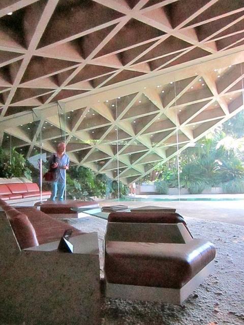 John Lautner's Sheats House