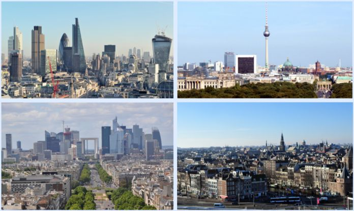 Top 15: Europes biggest startup hubs in 2017 - Newsletter  Top 15: Europes biggest startup hubs in 2017 - The first three ranks (London Berlin Paris) are probably nobig surprise but you might find some unexpected tech and startup hubs between rank 4 and 15. :-) Also I just announced the first speaker for the upcoming EU-Startups Summit (April 24 2018 Barcelona). It'sOscar Pierre the Founder/CEO of Barcelona-based Glovo -one of the fastest growing startups in Europe! Glovois transforming the…