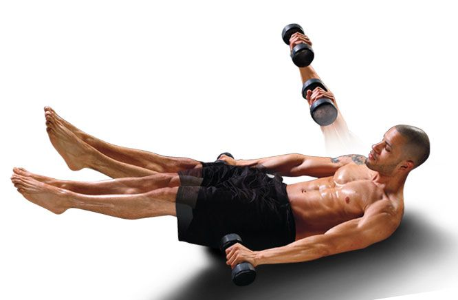 Pilates isn't just for girls! Get your 6-pack on with these #pilates core strengthening exercises. #mens #fitness