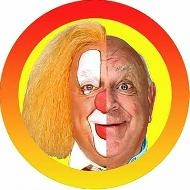 This clown Bassie from Bassie and Adriaan was not nice too kids at all. He was very grumpy when I saw him at a circus If you don't like kids why be a clown