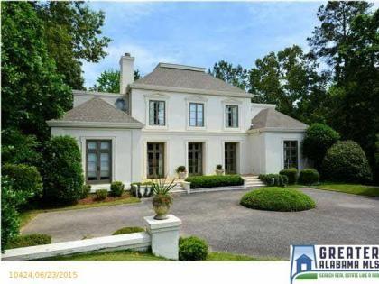 222 best custom homes images on pinterest arquitetura for Custom home builders birmingham al