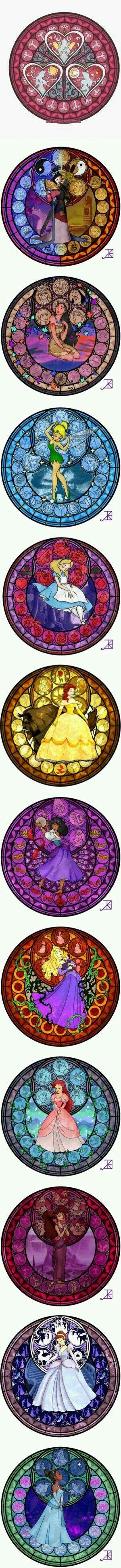 Kingdom hearts princess
