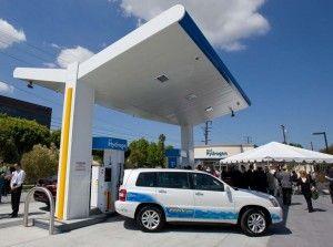 Toyota - Shell Hydrogen Station