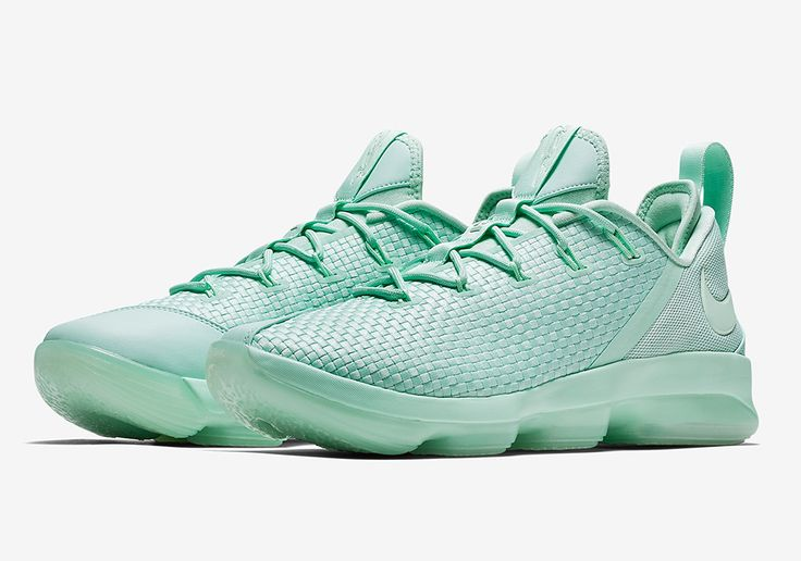 """Updated on July 6th, 2017: The Nike LeBron 14 Low """"Mint Foam"""" releases on July 7th, 2017 for $150 The annual tradition of a new low-top LeBron model dropping during the summer continues this year with the Nike LeBron 14 … Continue reading →"""