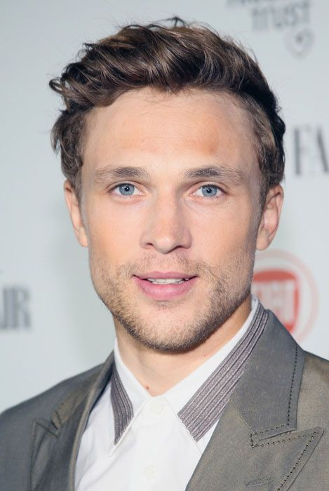 William Moseley at Vanity Fair and Fiat Event on February 17, 2015...
