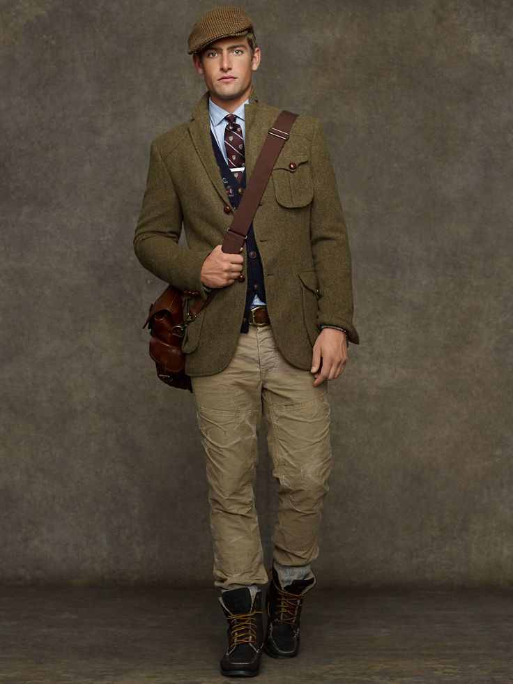 1000  ideas about Tweed Sport Coat on Pinterest | Mens fashion
