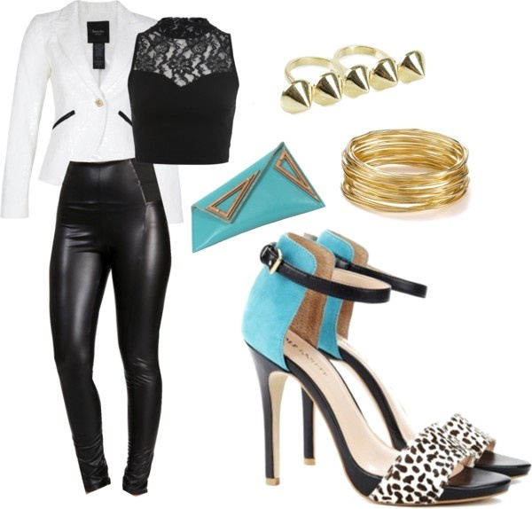 """Downtown chic"" by tomodel on Polyvore"