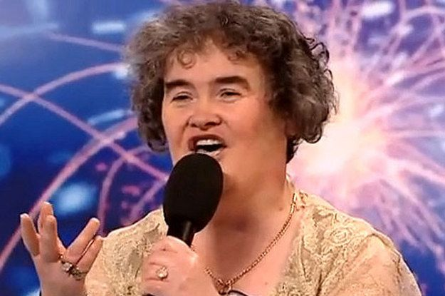 """Community Post: 30 Best Singing Auditions On """"Britain's Got Talent"""""""