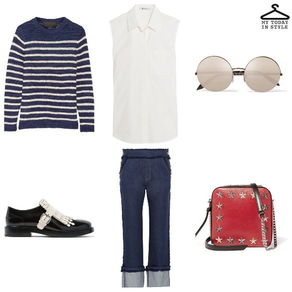 Today's(31 Jul 2016) the best our curated outfit idea for Woman:  #outfitideas#outfitdetails#ootd #MyTodayInStyle