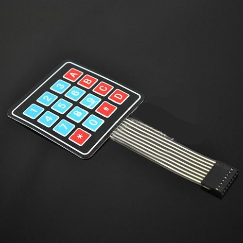 1PCS 4 x 4 Matrix Array 16 Key Membrane Switch Keypad Keyboard for Arduino AVR - $3.00