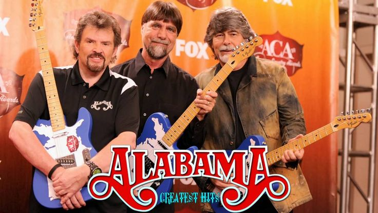 23 Best Alabama Band....One Of The Best Bands Ever