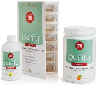 Chopra Center Endorsed: Purify Fiber Total Cleanse/weight Loss System - Natural Orange 10.5oz >>> Special  product just for you. See it now! : Detox and Cleanse