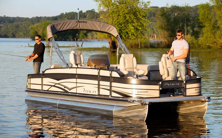Fishing Pontoons For Sale Fishing And Cruise Pontoons